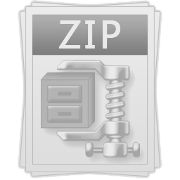 ghosted zip file